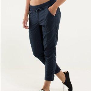 Lululemon studio to street pants